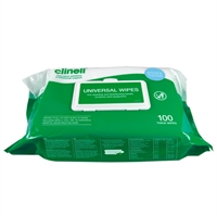 Clinell Universal Wipes BCW100-CM1907