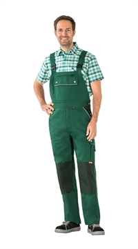 2131 Canvas 320 Overalls - Grøn