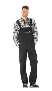 2134 Canvas 320 Overalls - Sort