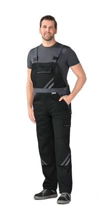 2712 Highline Overalls - Sort/slate/zink