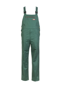 0632 MG 290 Overalls medium grøn