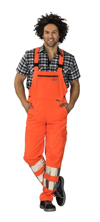 2021 High Visible Overalls Uni