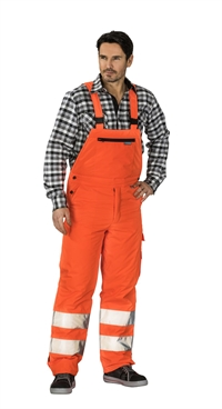 2063 High Visible Vinter Overalls Uni