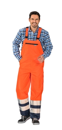 2066 High Visible Regn overalls