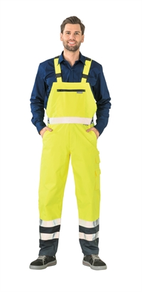 2067 High Visible Regn overalls