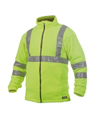 DASSY® KALUGA (300247) HIGH VISIBILITY FLEECE JAKKE