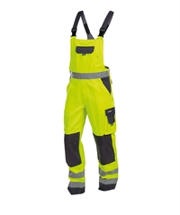 DASSY® TOULOUSE (400127) HIGH VISIBILITY OVERALL med knælommer