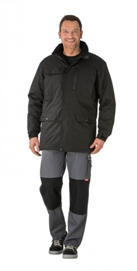 3685-4XL Secu Parka sort